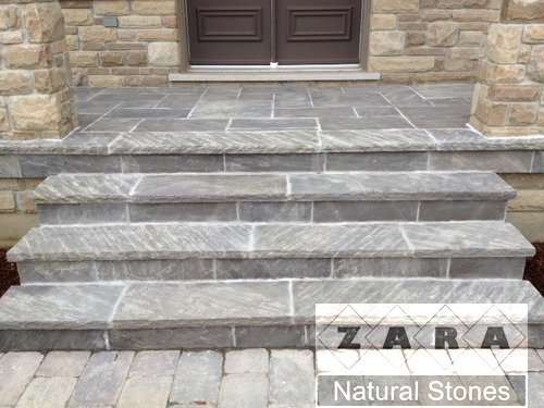 Patio Slabs Flagstone Pavers And Patio Tiles On Pinterest