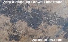 Zara Algonquin Brown Outdoor Tiles