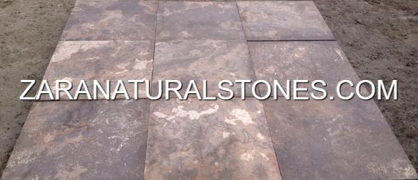 Algonquin Brown patio stones Toronto Vaughan Bolton