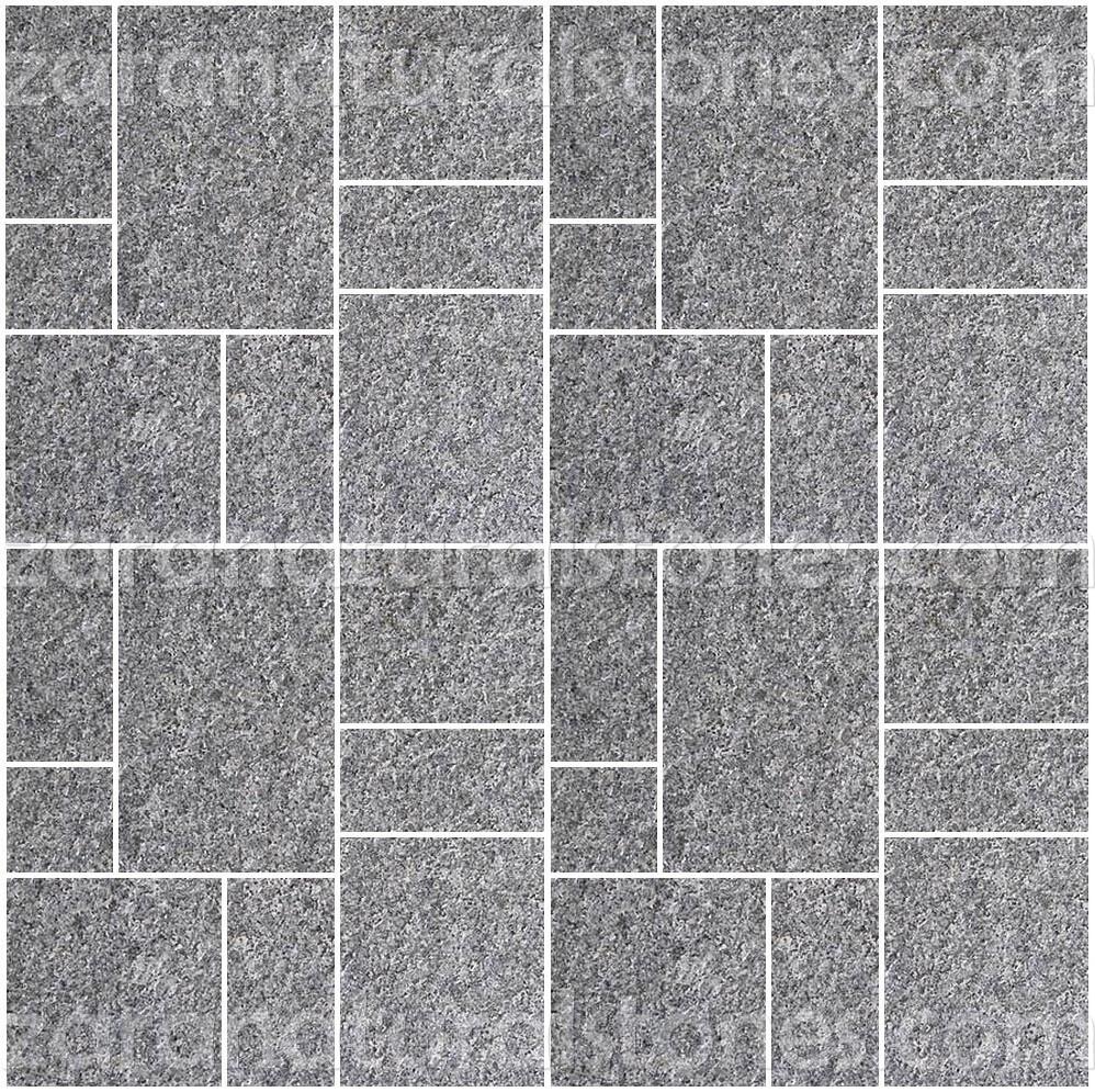 Fine Grey flagstone pavers Toronto Woodbridge Weston