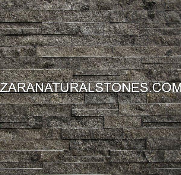 SILVER VALLEY GREY DECORATIVE WALL STONE & Silver Valley Grey Wall Cladding Stone Fireplace Decorative Stone Veneer