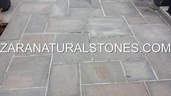 SLATE GREY PATIO STONES