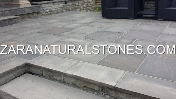 SLATE GREY PATIO STONES. Zara ...