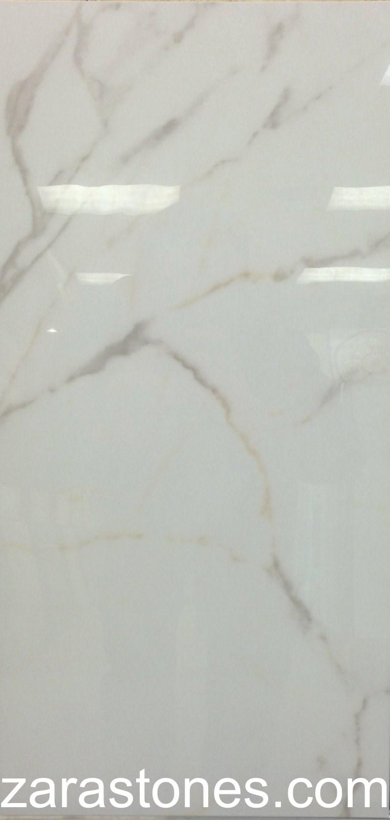 Calacutta Porcelain Tile Color
